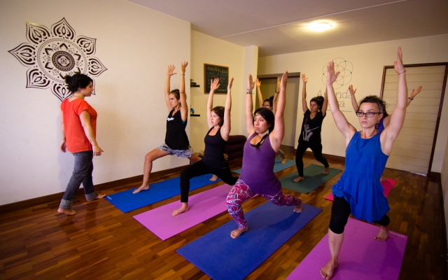 Ananda: un yoga más íntimo