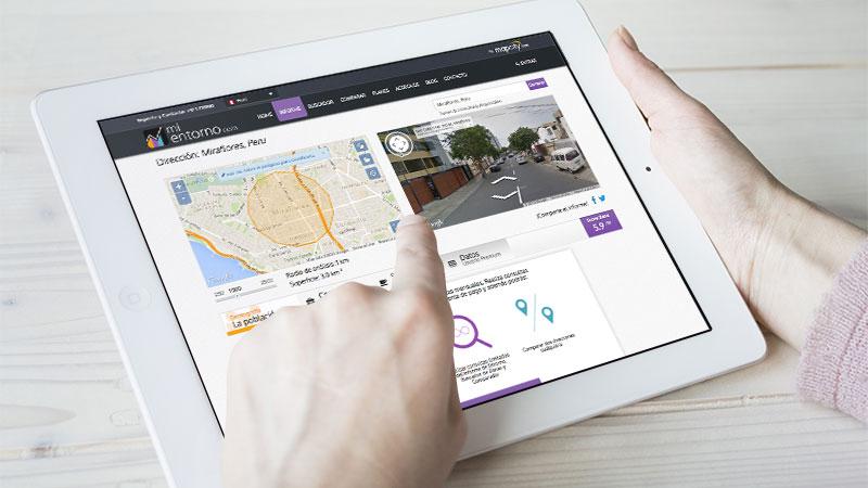 MapCity: Información a solo un clic