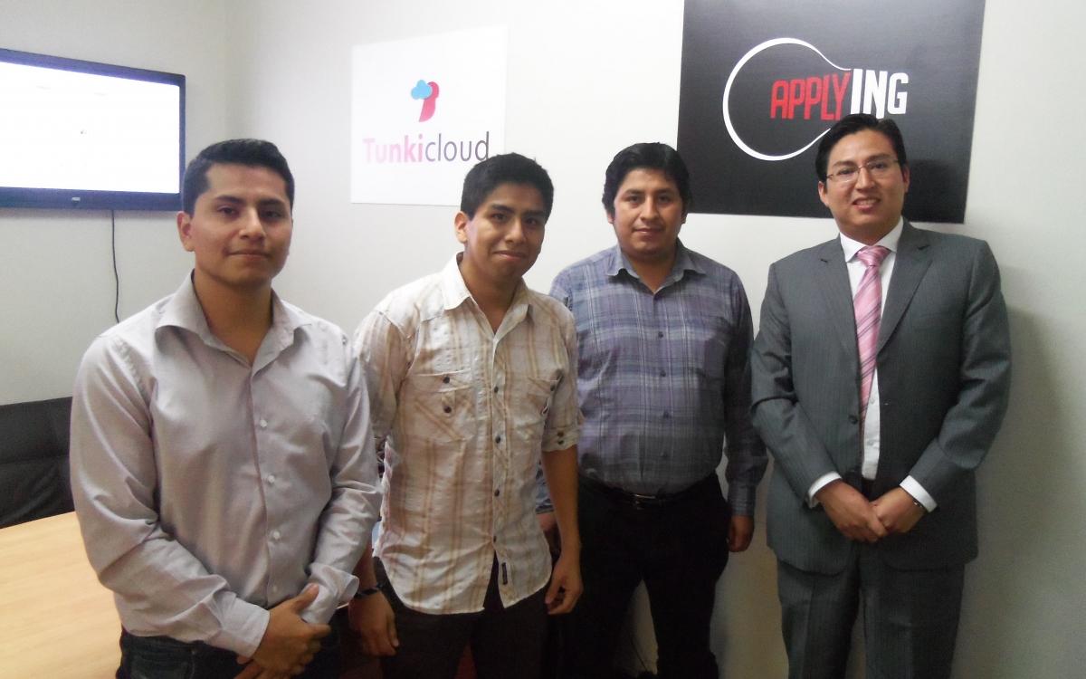 Applying Consulting: tecnología e ingenio