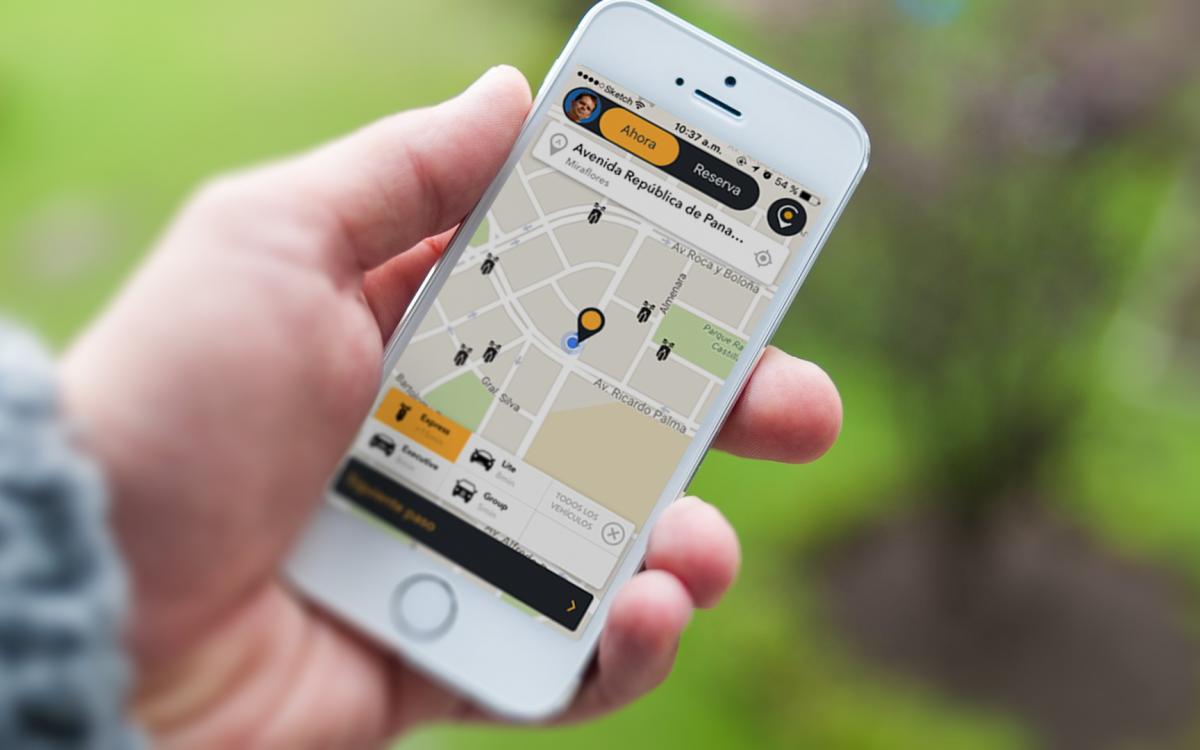 Cabify presenta su servicio de envíos inmediatos Cabify Express