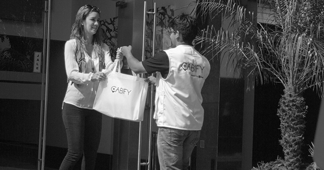 Cabify Express amplía cobertura y se adapta para atender al sector de ecommerce y particular