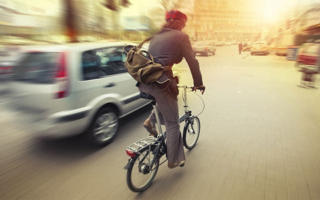 Repartos en bicicleta, la alternativa al transporte motorizado