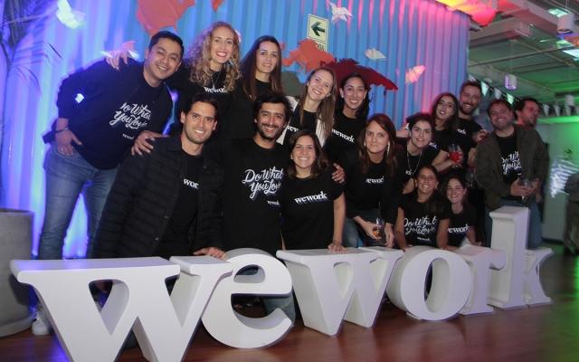 Más espacios para ideas brillantes: WeWork inaugura segundo edificio en Lima
